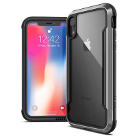 Чехол X-Doria Defense Shield для iPhone XR Черный