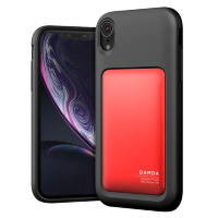 Чехол VRS Design Damda High Pro Shield для iPhone XR Deep Red